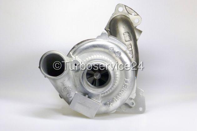 Turbolader (ohne Ladedrucksteller) für Mercedes S 320 CDI (W221) 2987 ccm / 173 KW - 235 PS / OM642 761399
