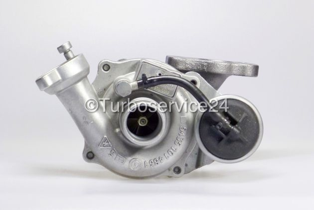 Re-manufactured Turbocharger for Citroen, Ford, Mazda, Peugeot 1.4 HDi TDCi / 54 HP / 68 HP / DV4TD / 8HX 54359700009