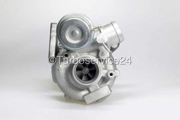 Re-manufactured Turbocharger for Audi A3, Seat Leon, Toledo, Skoda Octavia, VW Bora, Golf 1.9 TDI / 90 HP / AGR 454159