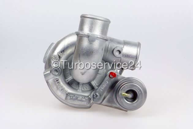 Re-manufactured Turbocharger for Mercedes-Benz V-Klasse, Vito 2.2 Liter CDi / 82 HP / 102 HP / 122 HP / OM611.980 720477