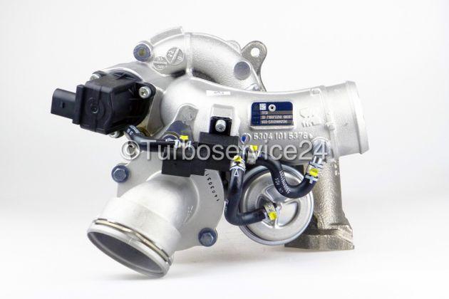 Neuer Original KKK / Borgwarner Turbolader für Audi, Seat, Skoda, VW 1.8 TSFI / TSI / 112 KW - 152 PS / 118 KW - 160 PS / CDAA CDAB BYT BZB 53039880136