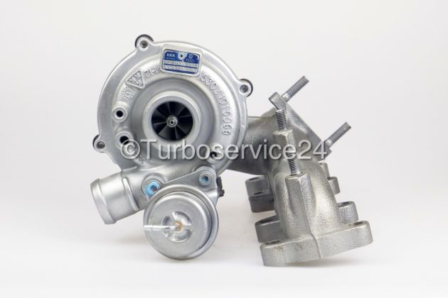 Turbolader für Ford Galaxy, Seat Alhambra, Volkswagen Sharan 1.9 TDI / 66 KW-90 PS / ANU, 1Z 53039880036