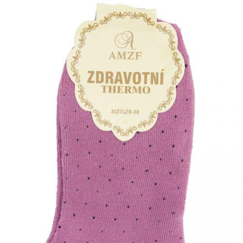 AMZF Thermo Damen Socken 6er Pack – Bild 3