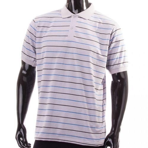Henry Terre - Poloshirt Streifendesign – Bild 5