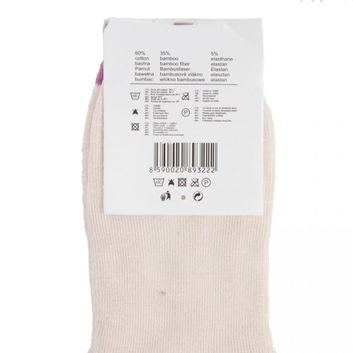AMZF - Thermo Socken Damen Schneeflocken Design 6er Pack – Bild 4