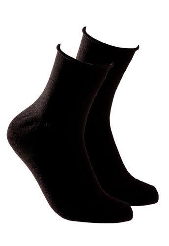 Gesundheitssocken Socken ohne Gummi unisex Diabetiker 95% Bambus