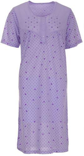 Lucky Nachthemd Kurzarm Calla – Bild 19