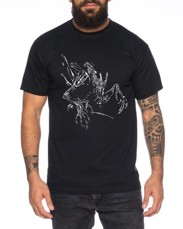 Alien Men T-Shirt – Bild 1