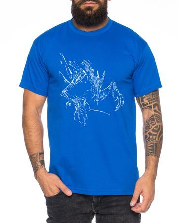 Alien Men T-Shirt – Bild 2