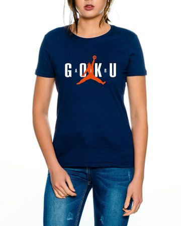 Air Goku Damen T-Shirt – Bild 3