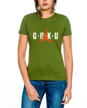 Air Goku Damen T-Shirt – Bild 5