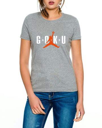 Air Goku Damen T-Shirt – Bild 4