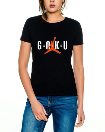 Air Goku Damen T-Shirt – Bild 1