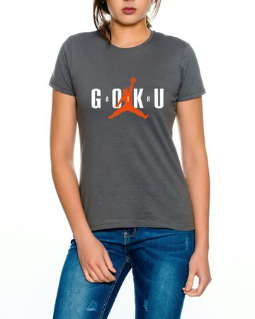 Air Goku Damen T-Shirt – Bild 2