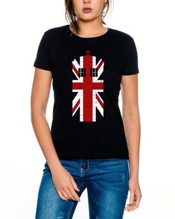 Doctor UK Who Space Box dalek dr police doctor Women T-Shirt – Bild 2