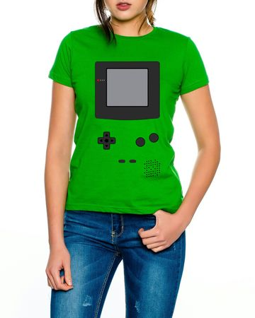 Game Color 16-Bit Nostalgie snes mario super kart 8-bit yoshi boy Women´s T-Shirt – Bild 4