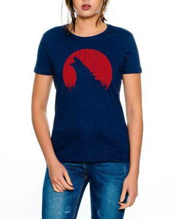 Godzilla Roars Women T-Shirt