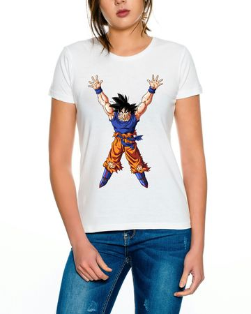 Goku Power Women T-Shirt – Bild 5
