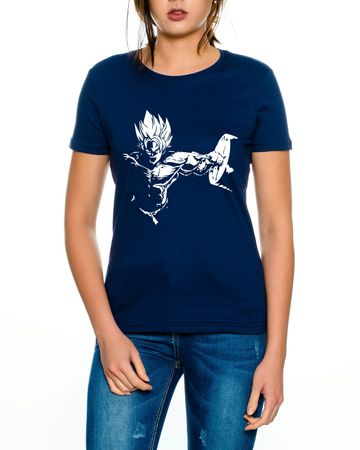 Goku Squat Women T-Shirt – Bild 3