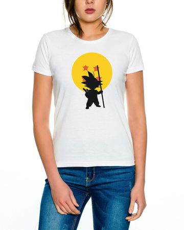 Goku Star Women T-Shirt – Bild 2