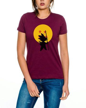 Goku Star Women T-Shirt – Bild 3