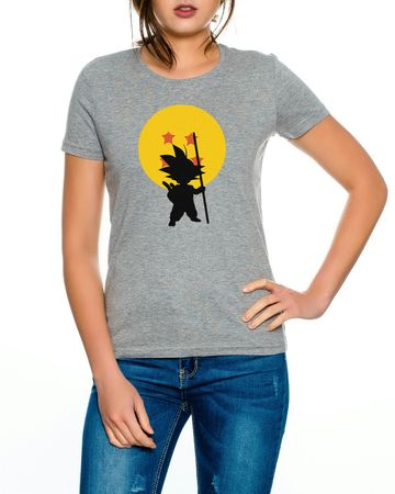 Goku Star Women T-Shirt – Bild 4