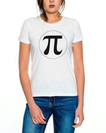 Pi Logo Women T-Shirt – Bild 3
