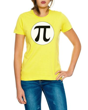 Pi Logo Women T-Shirt – Bild 5