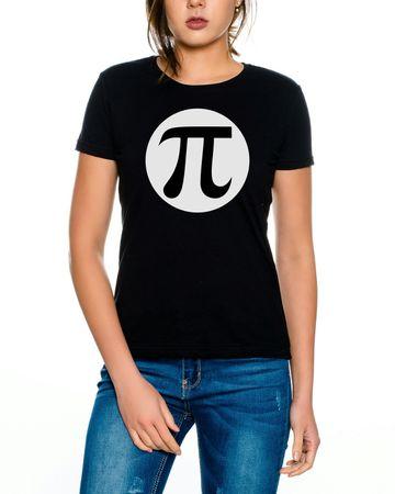 Pi Logo Women T-Shirt – Bild 2