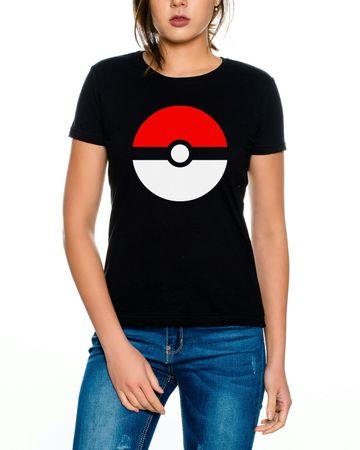 Pokeball Damen T-Shirt