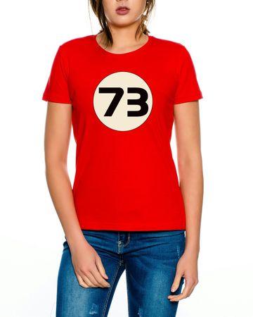 Sheldon 73 Women T-Shirt – Bild 7