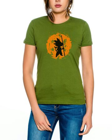 Son Bruch Goku Women T-Shirt – Bild 4