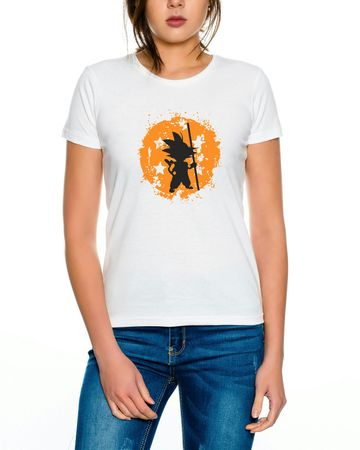 Son Bruch Goku Women T-Shirt – Bild 2