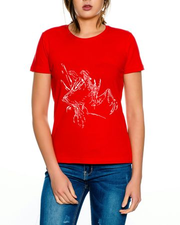 Alien Women T-Shirt – Bild 5