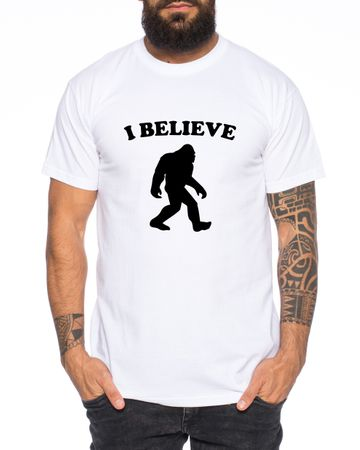 Big Foot Men T-Shirt – Bild 1