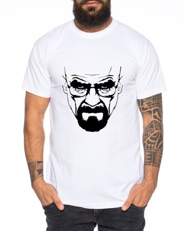 Face Heisenberg Men's T-Shirt  – Bild 1