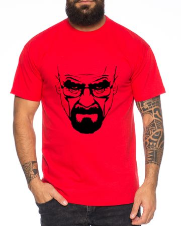 Face Heisenberg Men's T-Shirt  – Bild 5