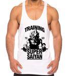 Goku Super Saiyan Herren Tank Top 001