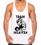 Vegeta Train Insaiyan Herren Tank Top 001