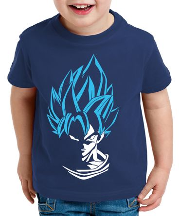 Super Son Goku Kinder T-Shirt – Bild 4