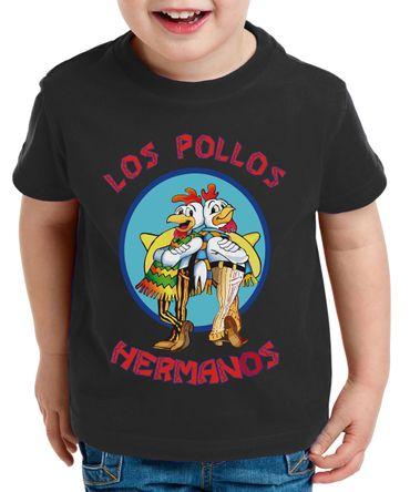 Logo Pollos Kinder T-Shirt – Bild 3
