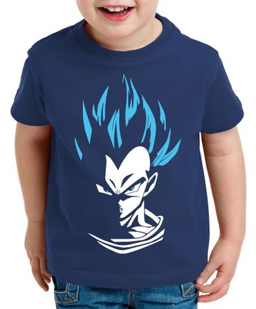 Super Vegeta Kinder T-Shirt – Bild 4