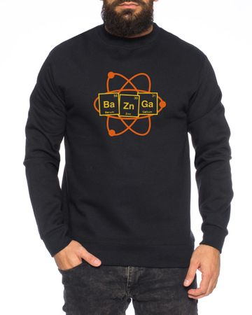 Bazinga Men's Sweatshirt – Bild 2