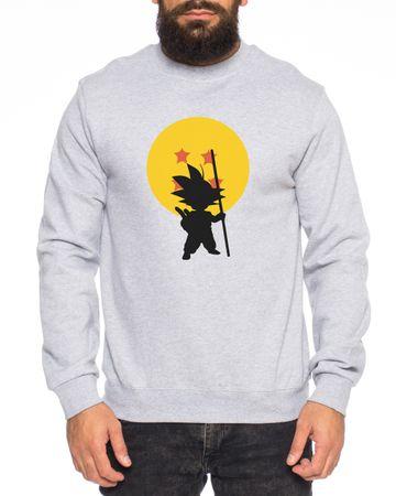 Gokustar Nerd Men's Sweatshirt – Bild 2