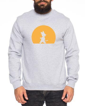 Gokuwalk Nerd Men's Sweatshirt – Bild 3