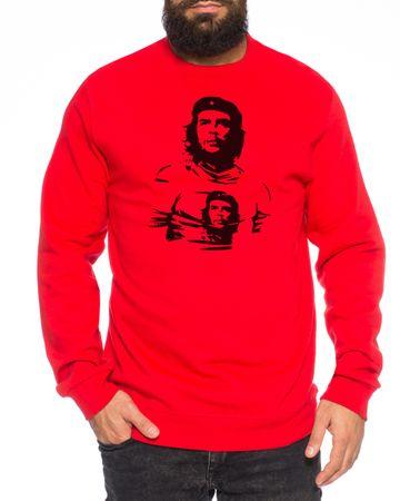 Che Cho Men's Sweatshirt Kuba Guevara Revolution guevara – Bild 3