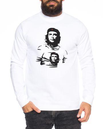 Che Cho Men's Sweatshirt Kuba Guevara Revolution guevara – Bild 1