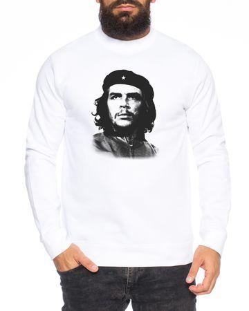 Che Guev Men's Sweatshirt Kuba Guevara Revolution guevara – Bild 1