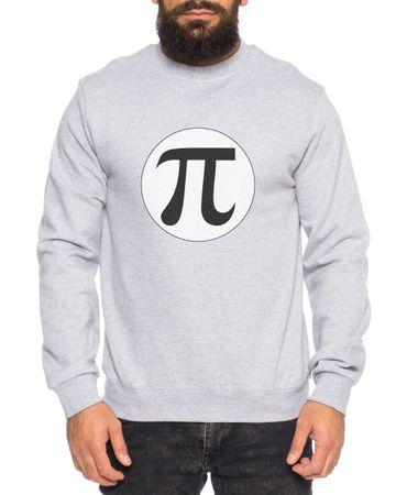 Pi Men's Sweatshirt – Bild 3