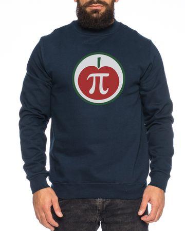 Pi Apple Men's Sweatshirt – Bild 4